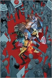 All-New Inhumans #1 Cover