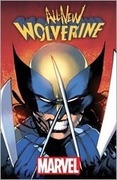 All-New Wolverine #1 Cover