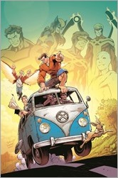 All-New X-Men #1 Cover - Bagley Variant