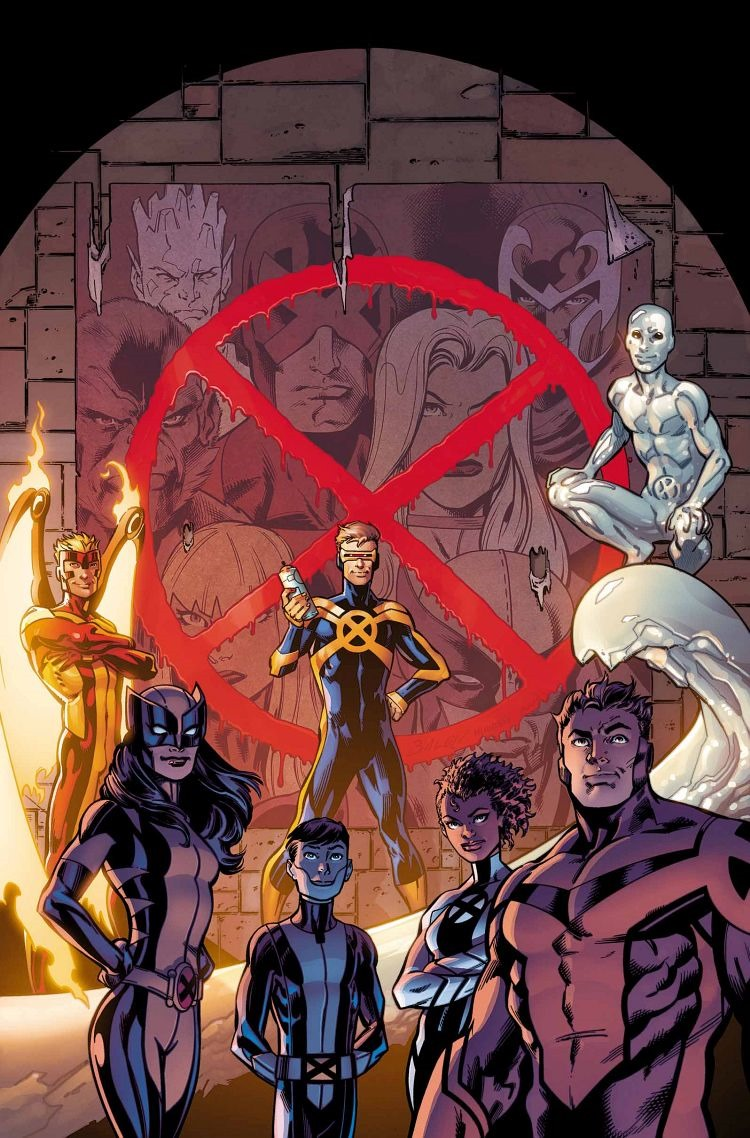 All New All Different Avengers Vol 1 2: First Look: All-New X-Men #1 By Hopeless & Bagley