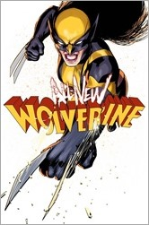All-New Wolverine #1 Cover - Lopez Variant