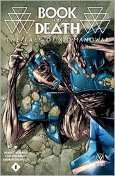 Book of Death: The Fall of X-O Manowar #1 Cover B - Segovia