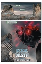 Book of Death #4 Preview 3
