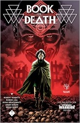 Book of Death #4 Cover B - Suayan