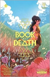 Book of Death #4 Cover C - Sauvage