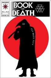 Book of Death #4 Cover - Perez Variant
