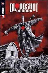 Bloodshot Reborn #7 Cover A - Suayan