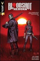 Bloodshot Reborn #7 Cover B - Fabry