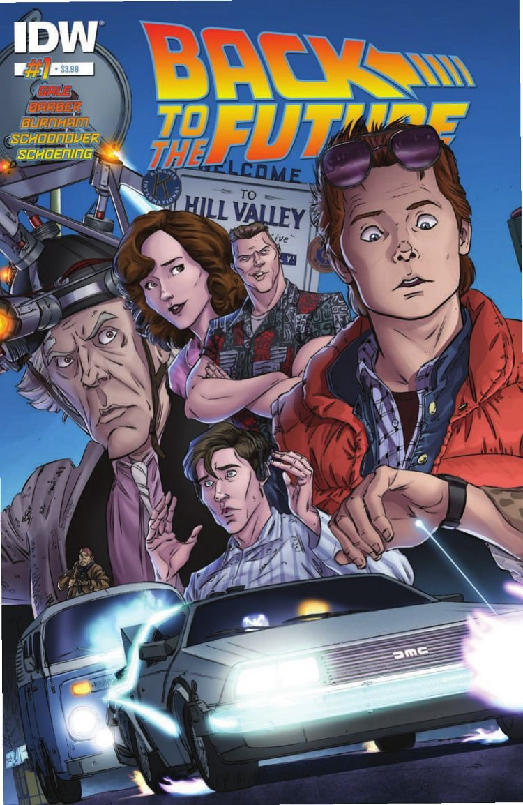 Back to the Future: The Game - Futurepedia - The Back to ...