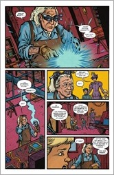Back to the Future #1 Preview 2