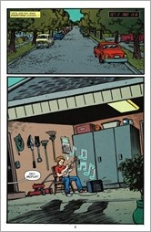 Back to the Future #1 Preview 4