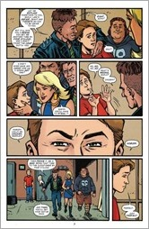 Back to the Future #1 Preview 6