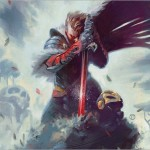 First Look: Black Knight #1 by Tieri & Pizzari