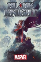 Black Knight #1 Cover