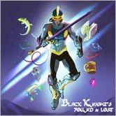 Black Knight #1 Cover - Gariba Hip-Hop Variant