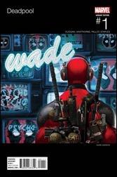 Deadpool #1 Cover - Andrews Hip-Hop Variant