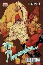 Deadpool #1 Cover - Anka Variant