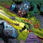 First Look: Drax #1 by Punk, Bunn, & Hepburn