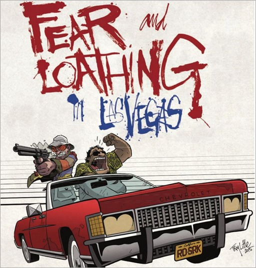 Hunter S. Thompson's Fear and Loathing in Las Vegas HC