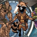 First Look at Guardians of Infinity #1