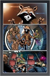 Guardians of Infinity #1 Preview 1