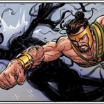 A Look Inside Hercules #1 by Abnett & Ross