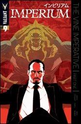 Imperium #9 Cover