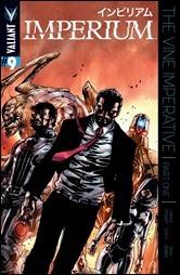 Imperium #9 Cover - Camuncoli