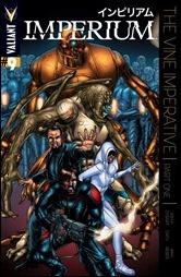 Imperium #9 Cover - Ryp Variant