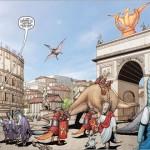 Preview: Ivar, Timewalker #10 by Van Lente & Perez