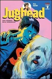 Jughead #1 Cover - Francavilla Variant