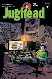Jughead #1 Cover - Hack Variant