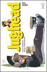 Jughead #1 Cover - Perez Variant