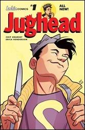 Jughead #1 Cover