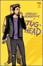 Jughead #1 Cover - Zdarsky Variant