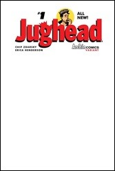 Jughead #1 Cover - Sketch Variant
