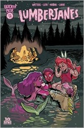 Lumberjanes #19 Cover A