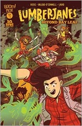Lumberjanes: Beyond Bay Leaf Special #1 Cover A