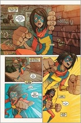 Ms. Marvel #1 Preview 1