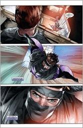Ninjak #9 Preview 3
