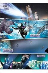 Ninjak #9 Preview 4