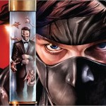Preview of Ninjak #9 by Kindt, Mann, & Ryp