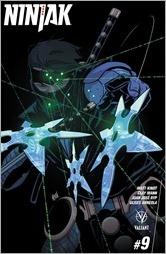 Ninjak #9 Cover - Gerads Variant