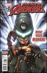 New Avengers #2 Cover