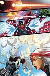 New Avengers #2 Preview 3