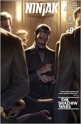 Ninjak #9 Cover C - Djurdjevic