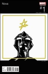 Nova #1 Cover - Canette Hip-Hop Variant