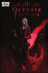 The October Faction #9 Cover