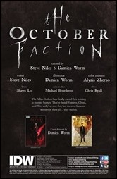 The October Faction #9 Preview 1