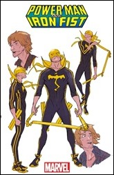 Power Man and Iron First - Iron Fist Character Sheet by Greene